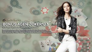 bonus agen slot joker123 indonesia